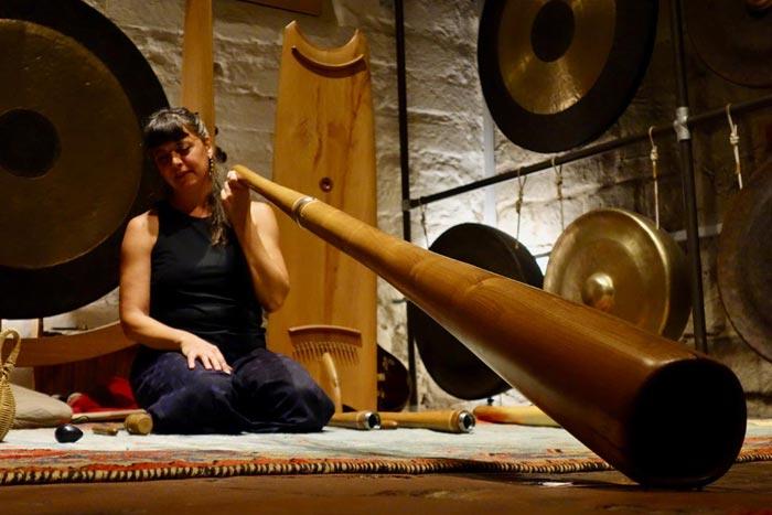 Agustina Mosca Didgeridoo Teacher