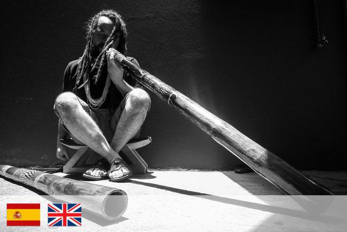 cristian CAmilo profesor didgeridoo