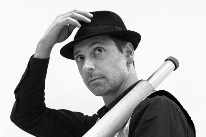 Gianni Plácido Didgeridoo Teacher