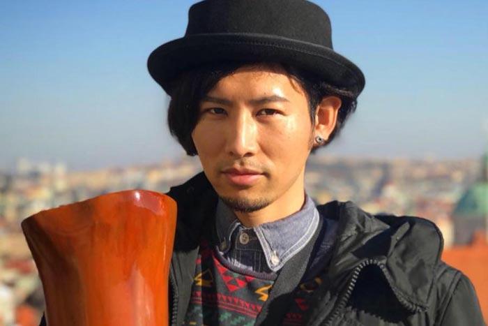 Kazuki kitagawa Didgeridoo Teacher