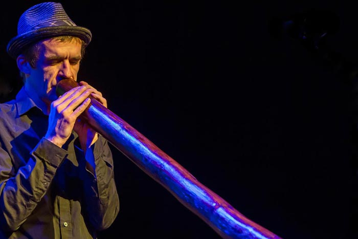 Marc Miethe Didgeridoo TEacher