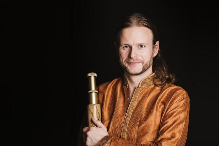 Michael Irger Didgeridoo Teacher