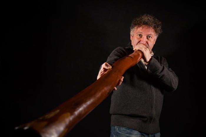 Miguel Moreno Didgeridoo Teacher